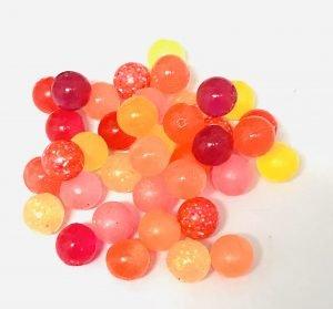 Soft Fishing Beads