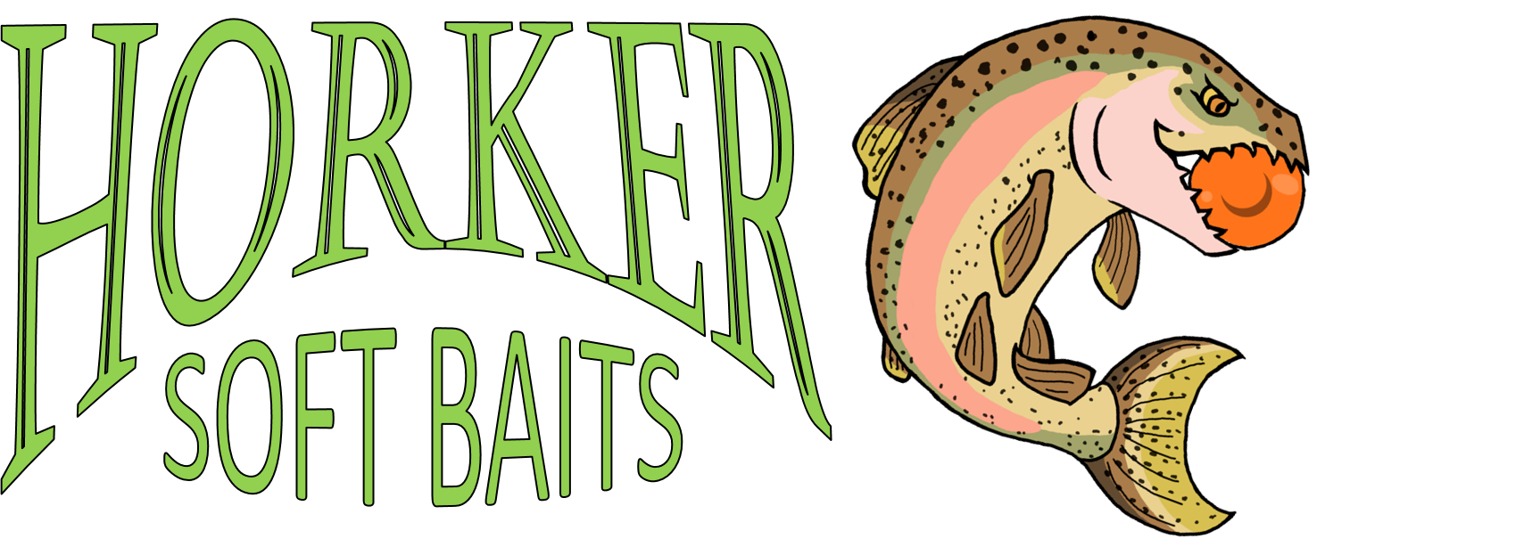Horker Soft Baits